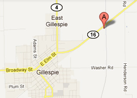 Gillespie Map